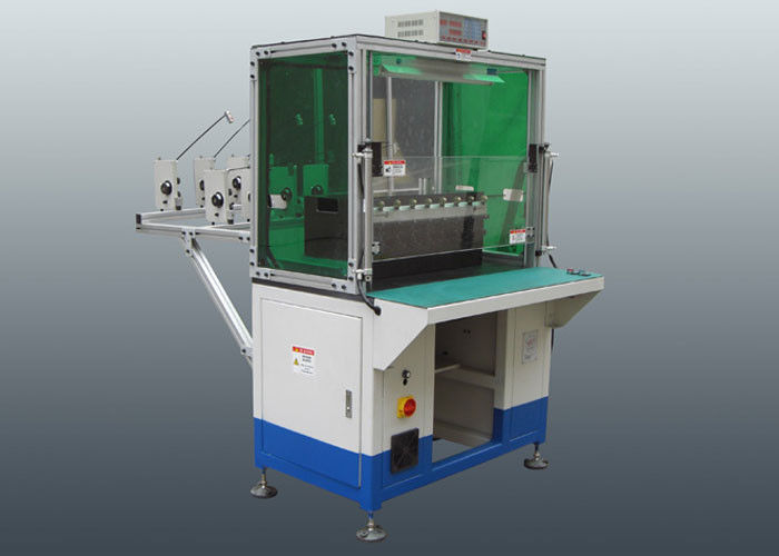 Automatic Coil Winding Machine For Rotor And Stator AC Motor ODM/OEM SMT-DR08