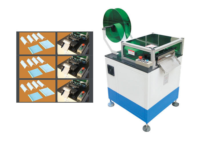 Stator Slot Insulation Paper Forming and Cuting Machine AC / DC motors  SMT - CD150