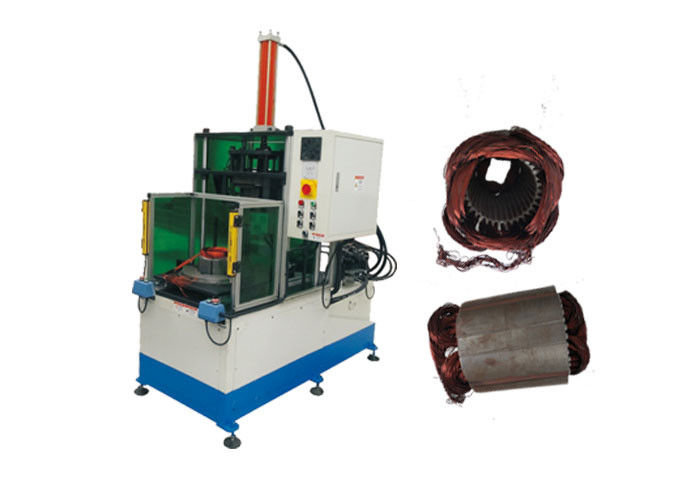 SMT - ZZ190 Coil Forming Machine Motor Stator Enamelled Copper Wire