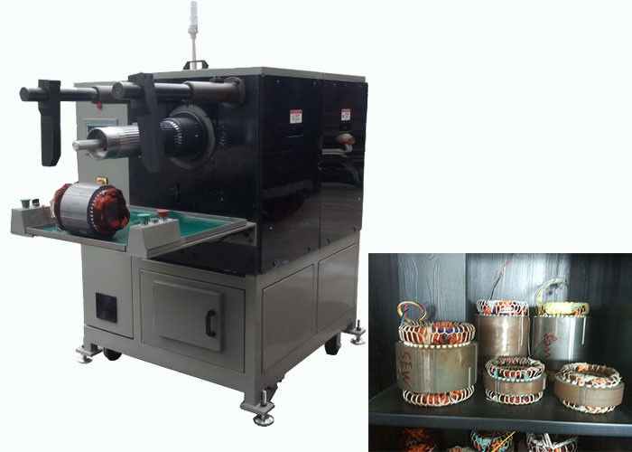 ISO / SGS Audit Winding Inserting Machine Pump Motor Production Equipment