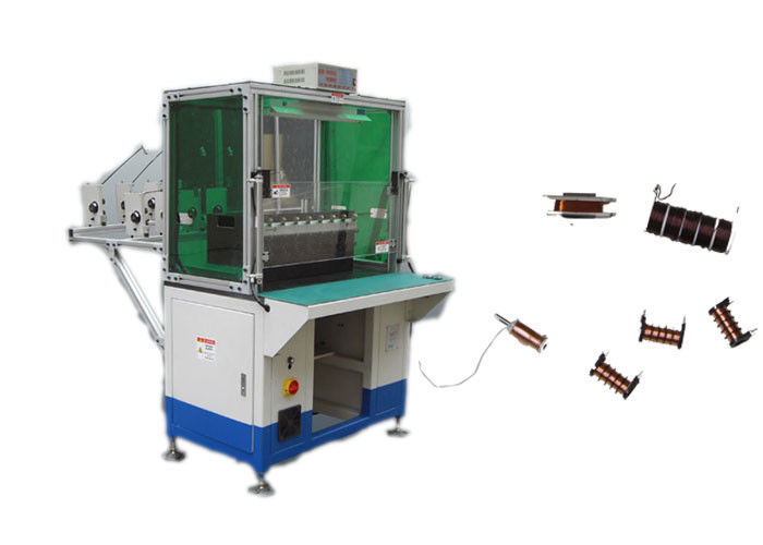 Electric Motor Winding Machine Fully Automatic External Armature in-Slot