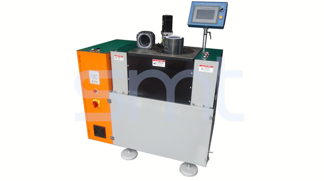Multi Slot Shape Stator Insulation Paper Inserter , Electric Motor Winding Equipment