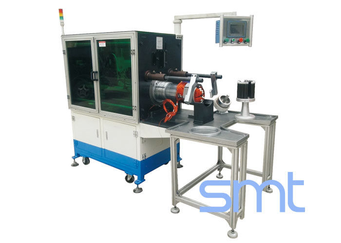 Single Phase Induction Motor Stator Coil Winding Inserting Machine SMT-KW300