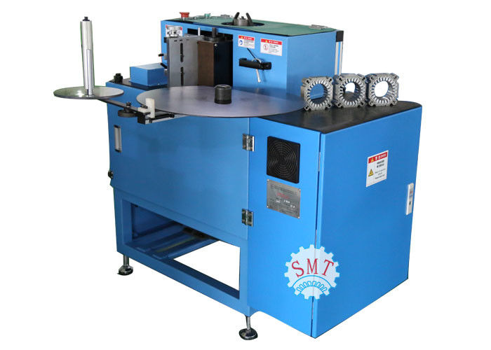 Automatic Slot Insulation Machine For DC Motor / Wiper Motor / Washing Machine / Fan Motor Stator