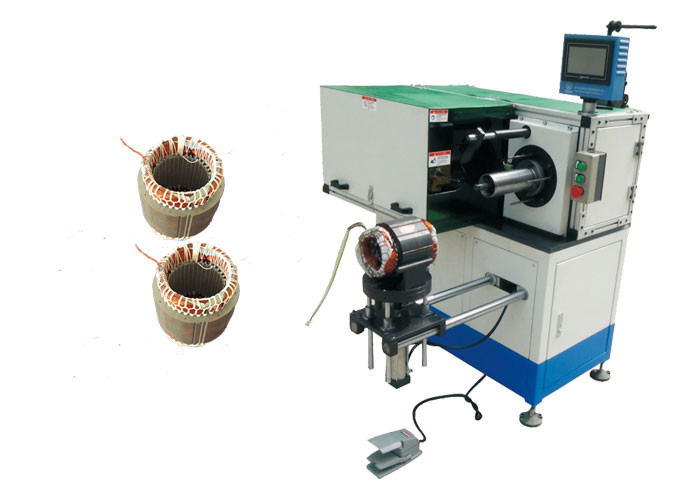 Motor Auto Stator Coil Lacing Machine