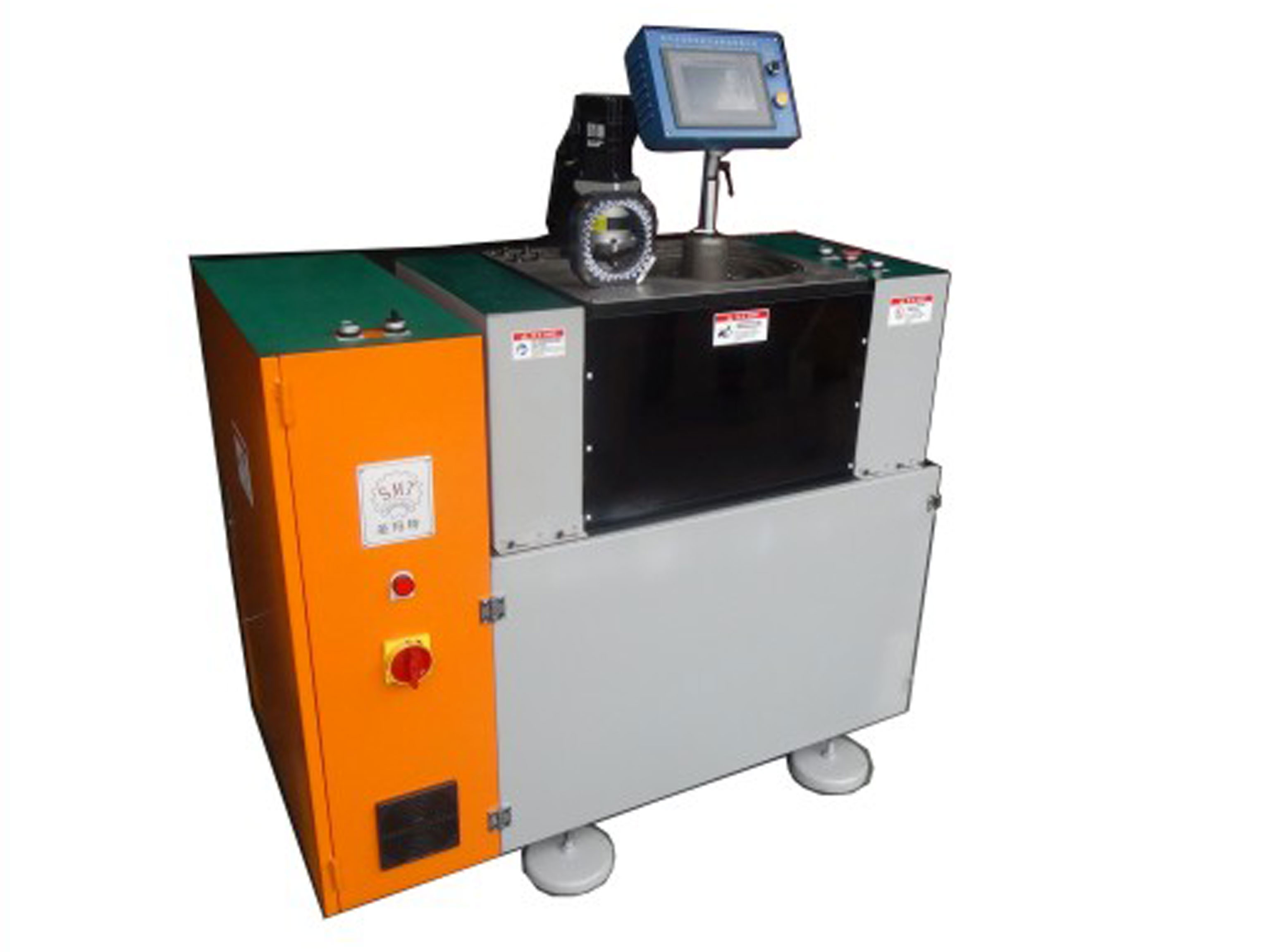 Motor Stator Insulation Paper Inserting Machine